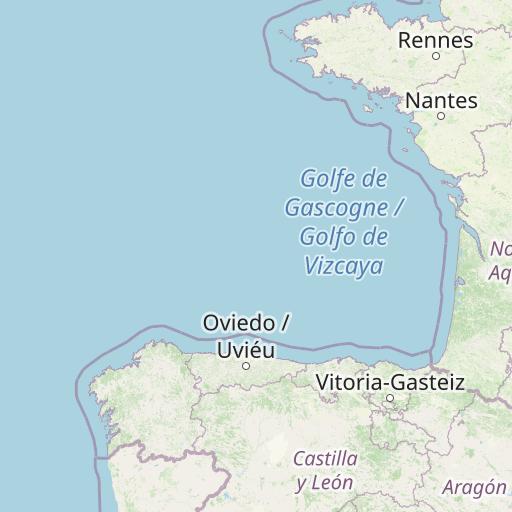 Map Of Spain Distances Between Cities.Map Of La Liga Teams